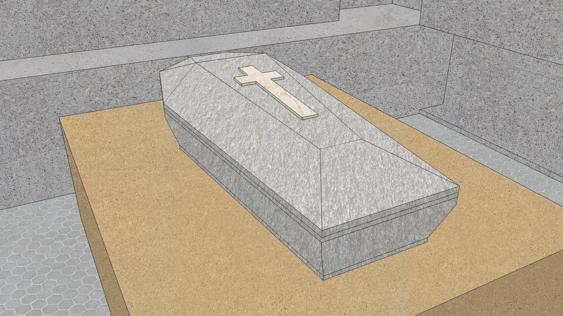 grave-closed